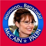 Sarah Palin - ooooo Barracuda!