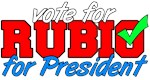 Vote For Rubio