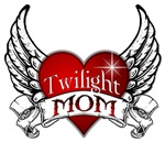 Twilight Mom Heart Tattoo