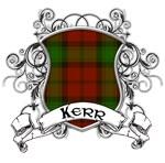 Kerr Tartan Shield