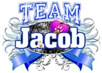 Twilight Team Jacob - Blue