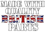 Made With Quality British Parts