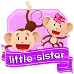 Little Sister Monkey