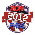 Ron Paul 2012 Badge