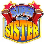 Super Sister - Superhero