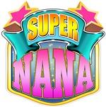 Super Nana - Pink Superhero