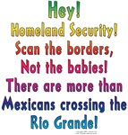 HEY HOMELAND SECURITY