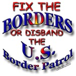 FIX THE BORDERS