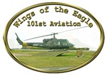 101st. AVIATION HUEY