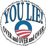 YOU LIE OVER AND OVER