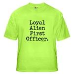 Loyal Alien First Officer