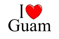 I Love Guam