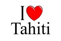 I Love Tahiti