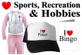 Sports, Recreation & Hobbies