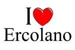 I Love (Heart) Ercolano, Italy