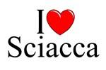 I Love (Heart) Sciacca, Italy