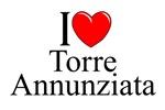 I Love (Heart) Torre Annunziata, italy