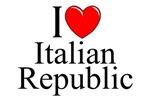I Love (Heart) Italian Republic