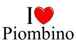 I Love (Heart) Piombino, Italy