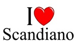 I Love (Heart) Scandiano, Italy