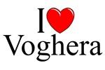 I Love (Heart) Voghera, Italy