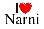 I Love (Heart) Narni, Italy