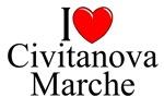 I Love (Heart) Civitanova Marche, Italy