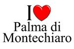 I Love (Heart) Palma di Montechiaro, Italy