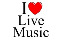 I Love (Heart) Live Music