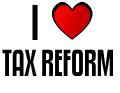 I LOVE TAX REFORM