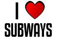 I LOVE SUBWAYS
