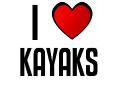 I LOVE KAYAKS