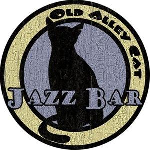 Retro Alley Cat Jazz Bar