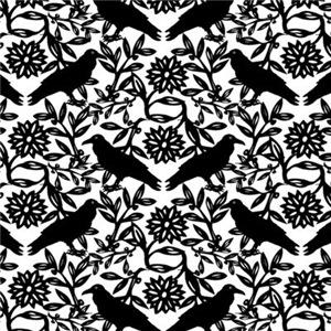 Raven Pattern