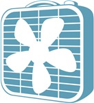Box Fan Graphic