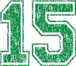 Green Retro 15
