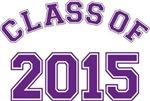 Purple Class Of 2015