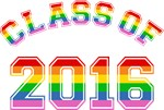 Class Of 2016 Rainbow