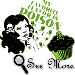 Poison Cupcake T-shirts & Gifts