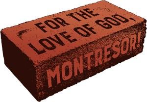 For The Love Of God Montresor