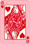 Pink Queen of Hearts
