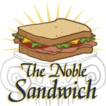 The Noble Sandwich T-shirts