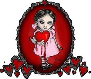 Malicious Valentine Girl