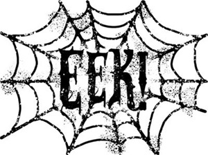 Halloween Cobweb Eek