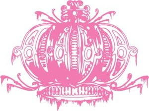 Pink Gothic Crown