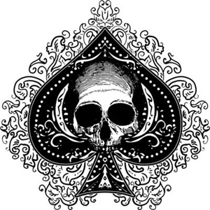 Skull Ace Of Spades