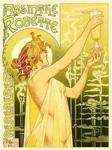 Vintage Absinthe Robette