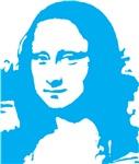 Mona Lisa Pop Art
