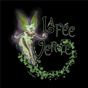 Dark Absinthe Fairy