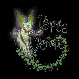 Dark Absinthe Fairy